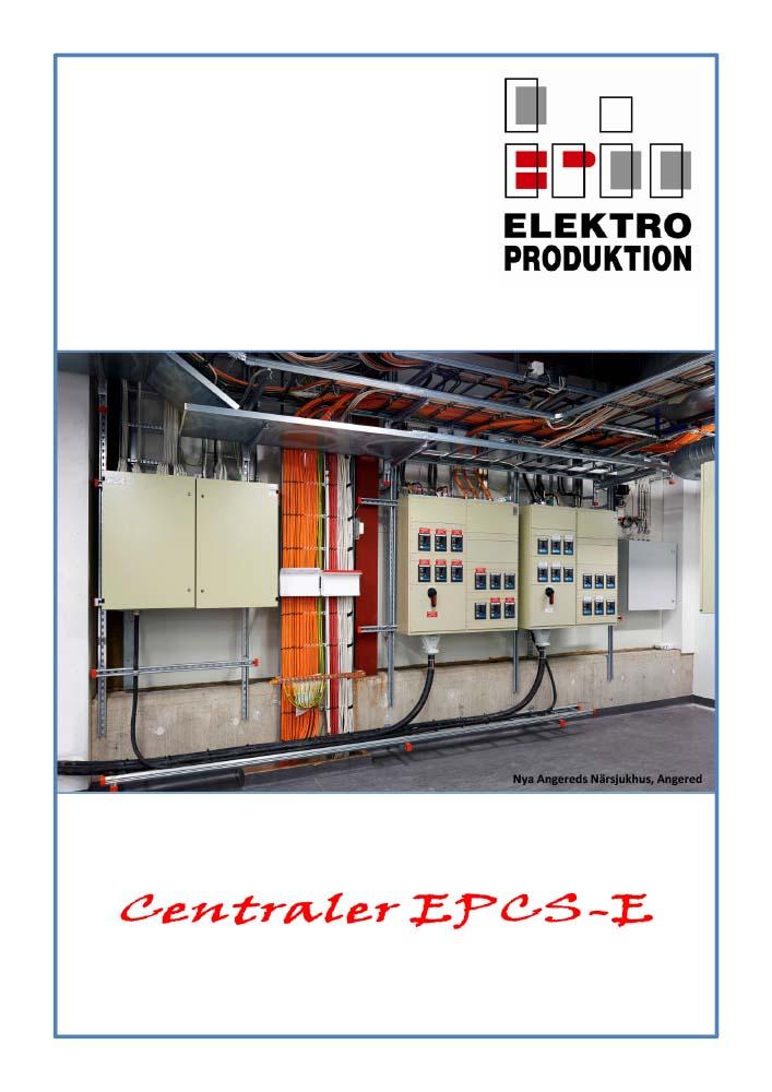 Centraler EPCS-E