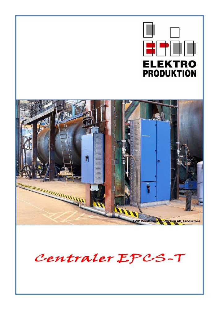 Centraler EPCS-T