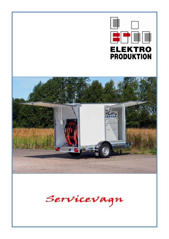 Servicevagn