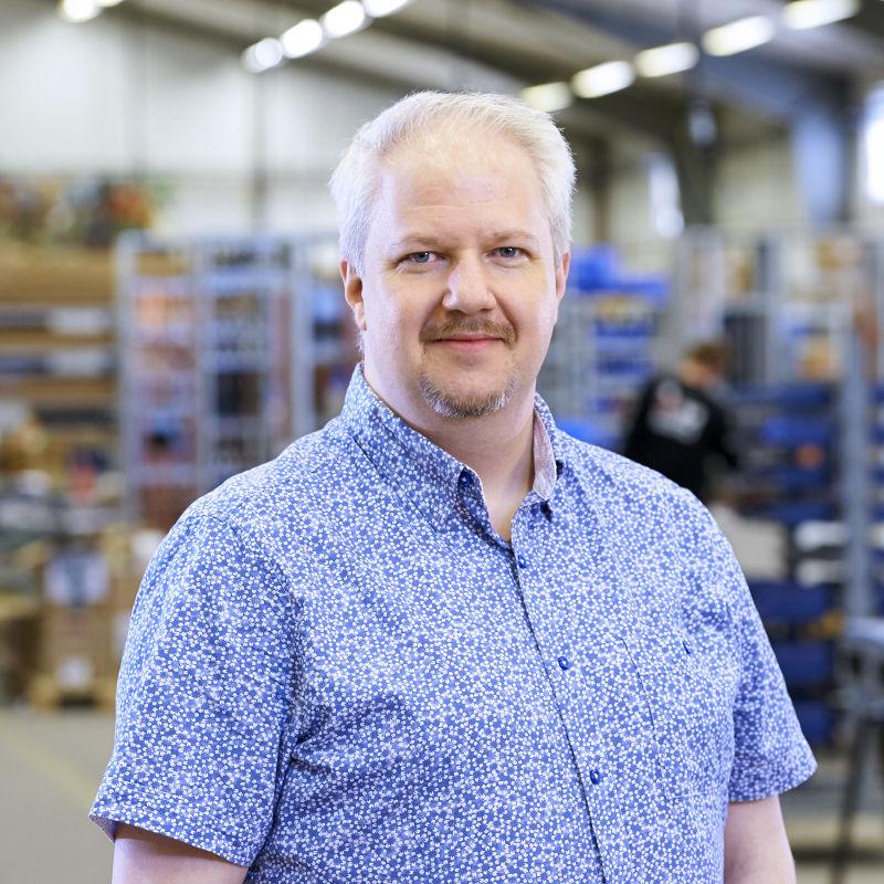 Mickael Mattsson